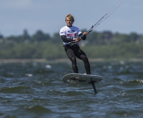 Ford Kite Cup 2015- Foilboarding