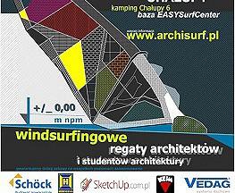 Archisurf.pl 2012 - Windsurfingowe Regaty Architektów