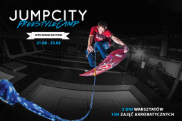 JUMPCITY Freestyle Camp KITE/WAKE Edition