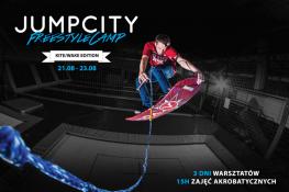 JUMPCITY Freestyle Camp KITE/WAKE Edition