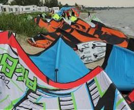 WYNIKI PUCHARU POLSKI INFOSYS MOLO SURF KITE RACE
