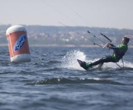 Rusza II etap zawodów Ford Kite Cup