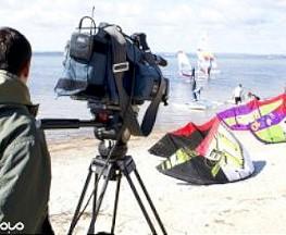 DZIEŃ DOBRY TVN W MOLO SURF!