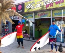 PRACA W SURFSHOPIE!