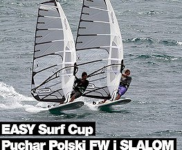 EASY Surf Center Cup - Puchar Polski FW i SLALOM