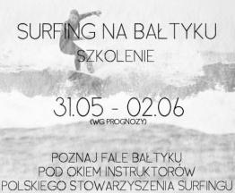 SURFING NA BAŁTYKU