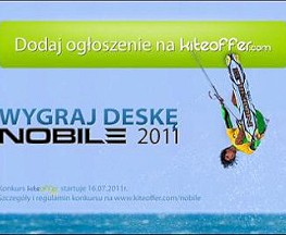 KONKURS KITE OFFER I NOBILE - WYGRAJ DESKĘ!