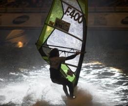 Windsurfing na Narodowym!